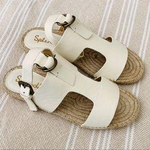 Splendid summer sandals